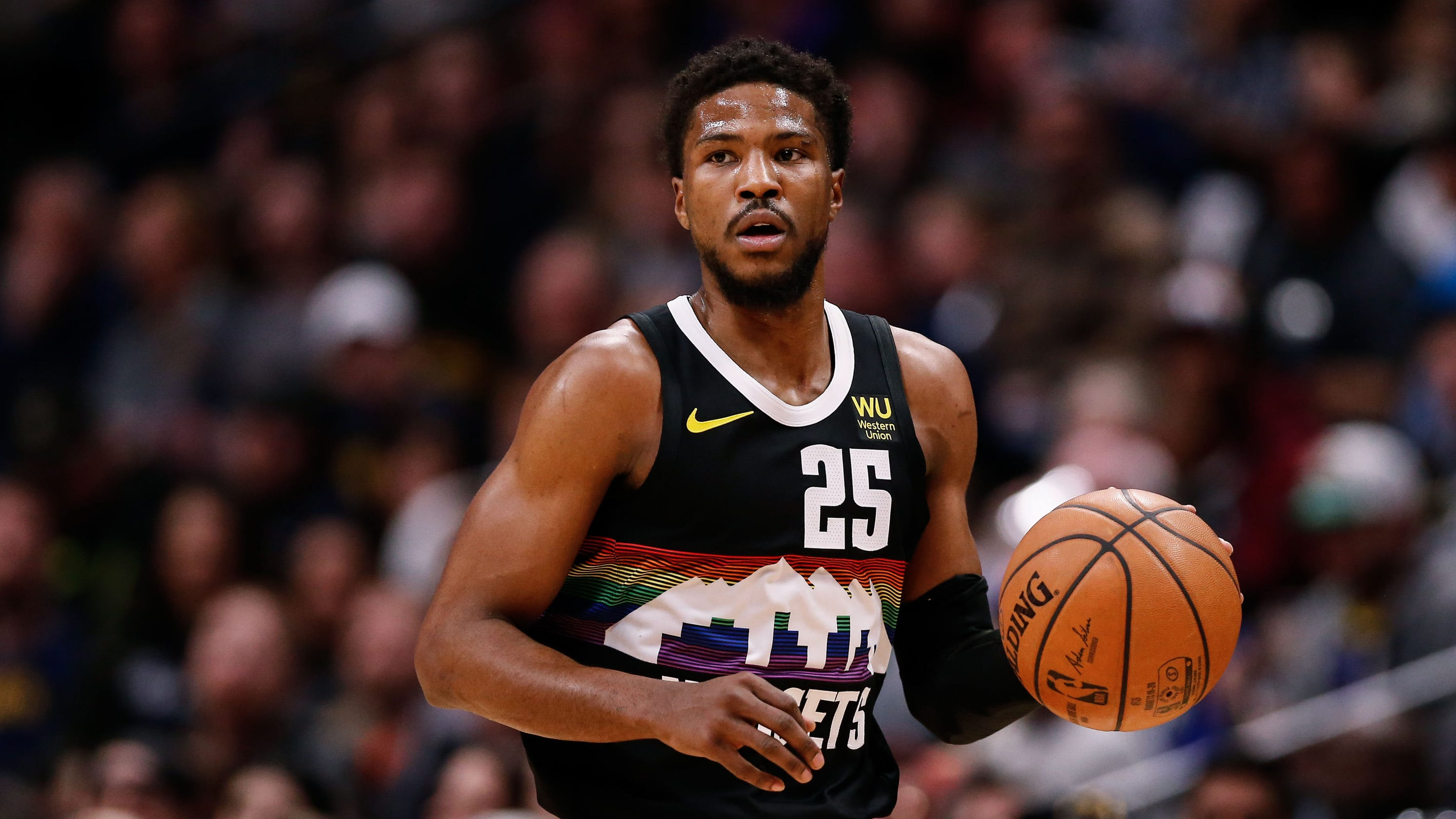 Timberwolves guard Malik Beasley arrested on marijuana and stolen property charges