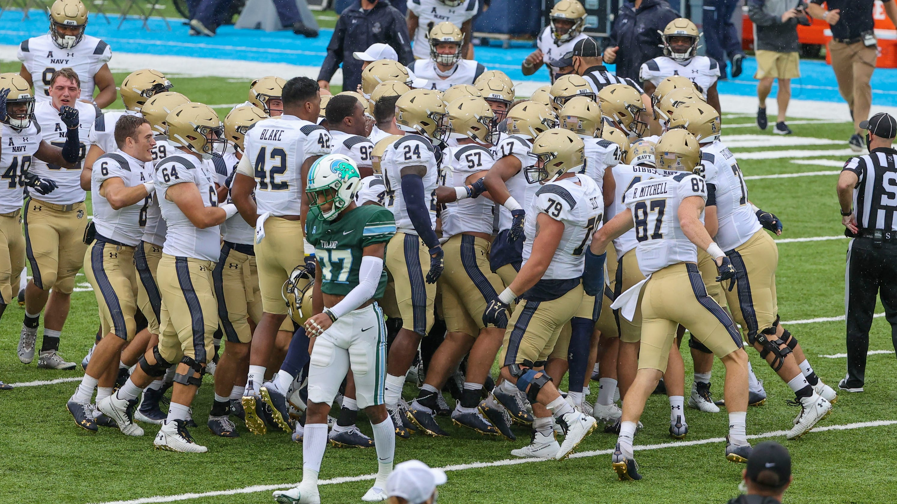 Tulane's loss to Navy will sting, and Tulsa missed an opportunity