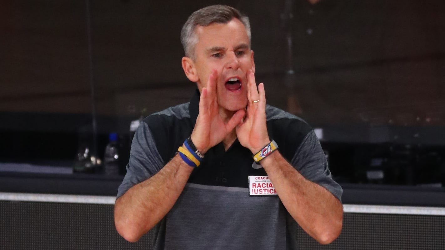 Two weeks after leaving Thunder, Billy Donovan accepts Bulls coaching job