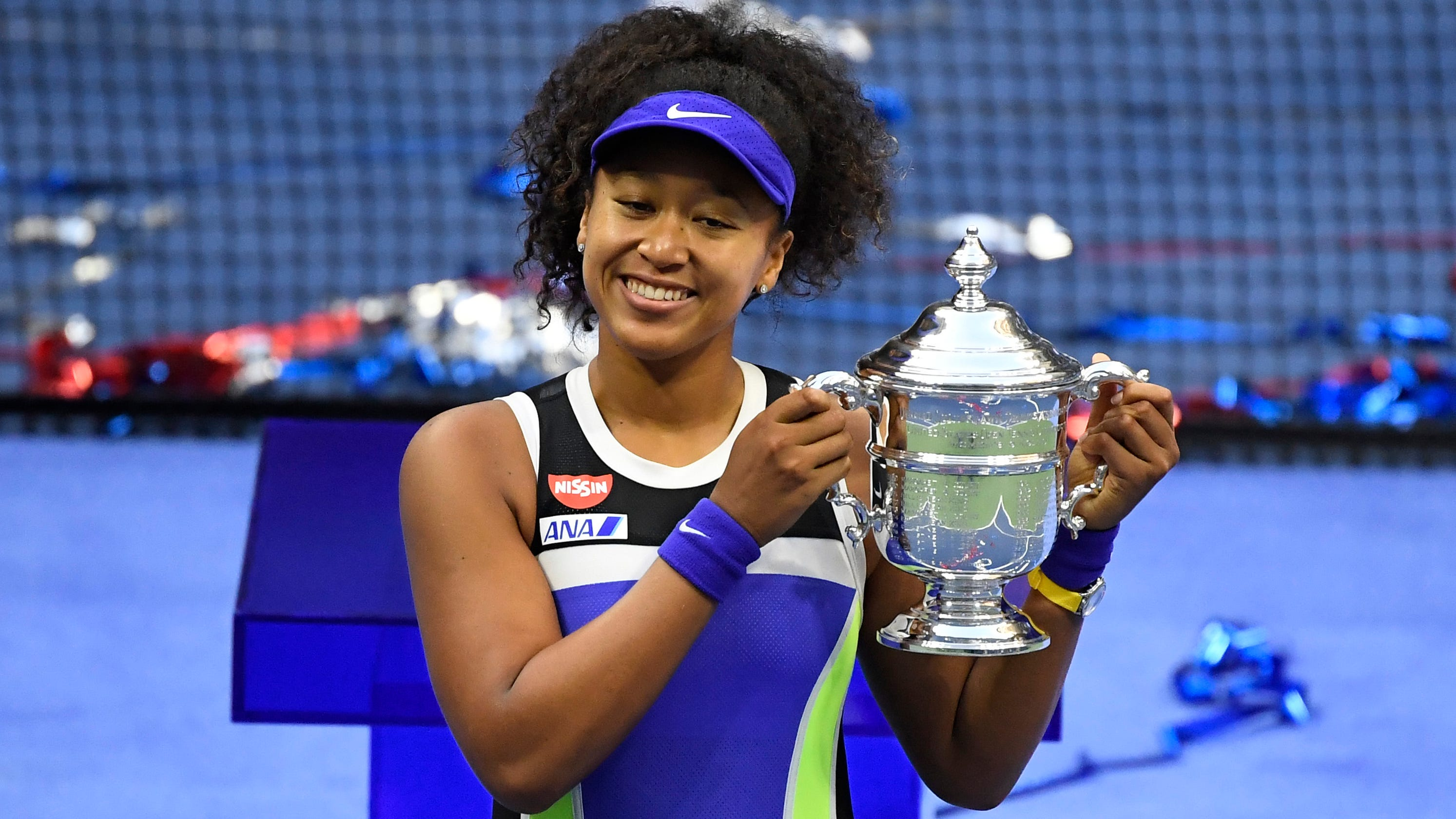 US Open champion Naomi Osaka won't play in French Open, citing hamstring injury