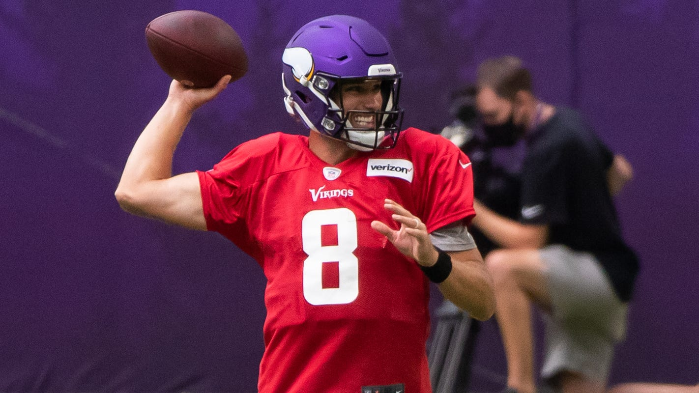 Vikings QB Kirk Cousins on coronavirus: 'If I die, I die. I kind of have peace about that'
