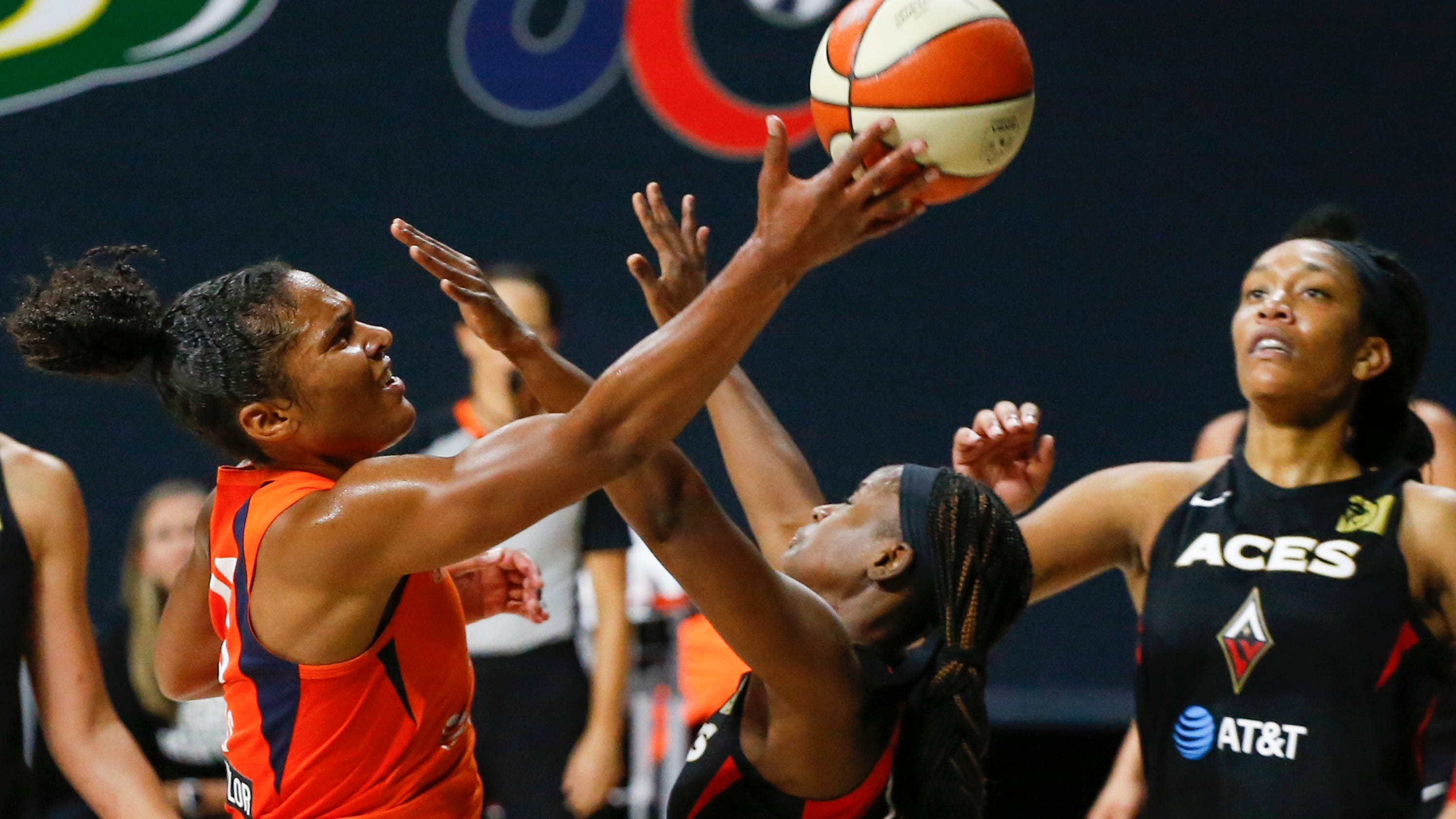 WNBA playoff game postponed after inconclusive COVID-19 tests