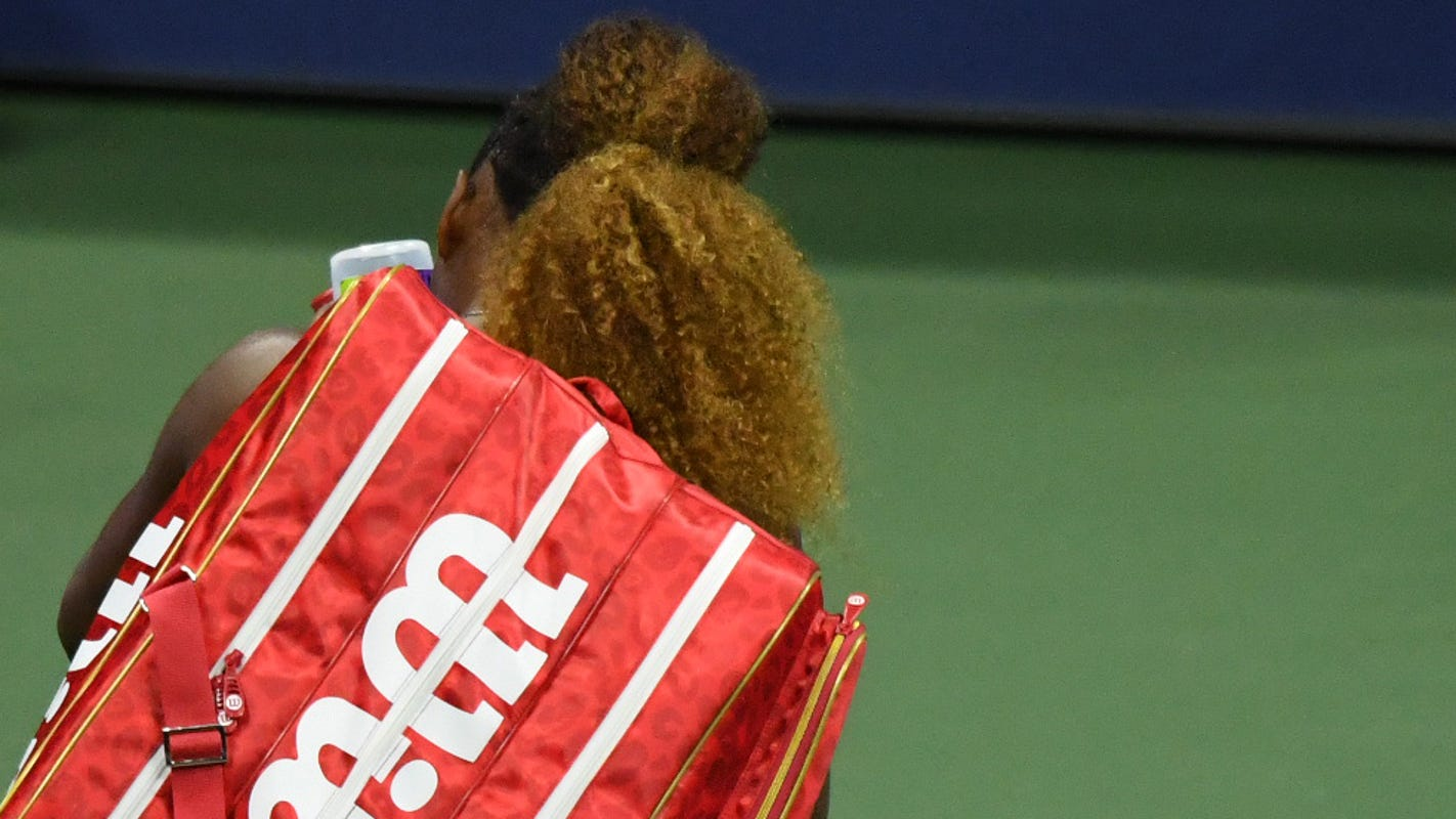 Why Serena Williams just missed her last, best chance to win Slam No. 24