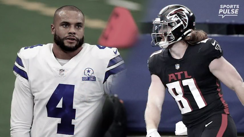 Why moment between Hayden Hurst and Dak Prescott was so important