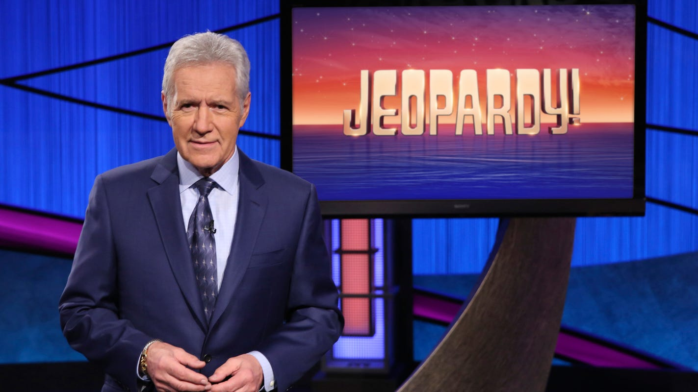 'Jeopardy!' host Alex Trebek announces Ottawa Senators' selection in 2020 NHL draft