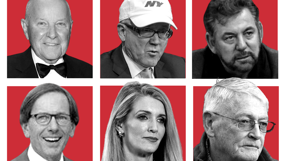 10 sports owners who have donated the most to campaigns