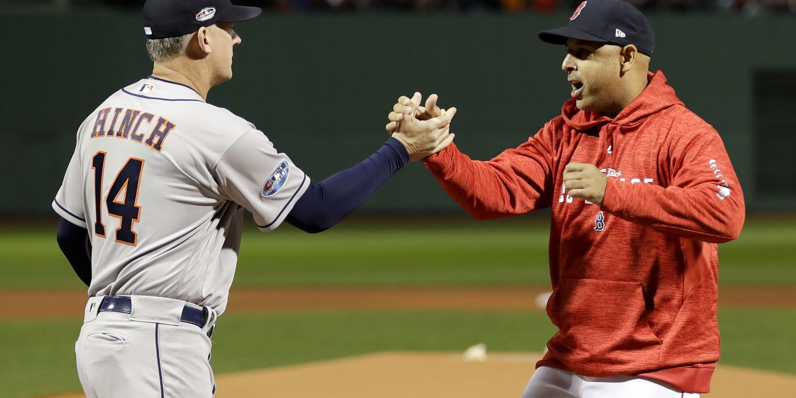 A.J. Hinch, Alex Cora will be considered for Detroit Tigers' manager job