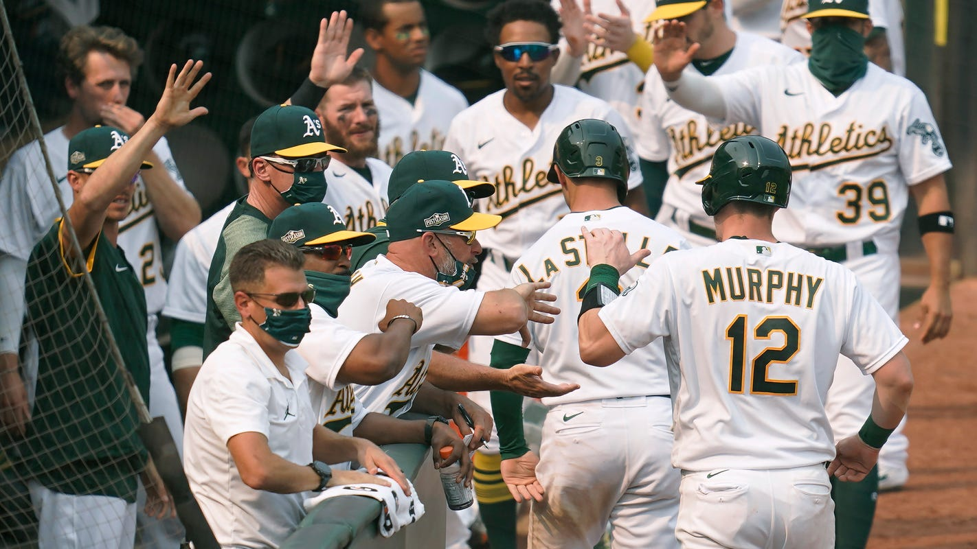 Athletics outlast White Sox in Game 3 to reach ALDS
