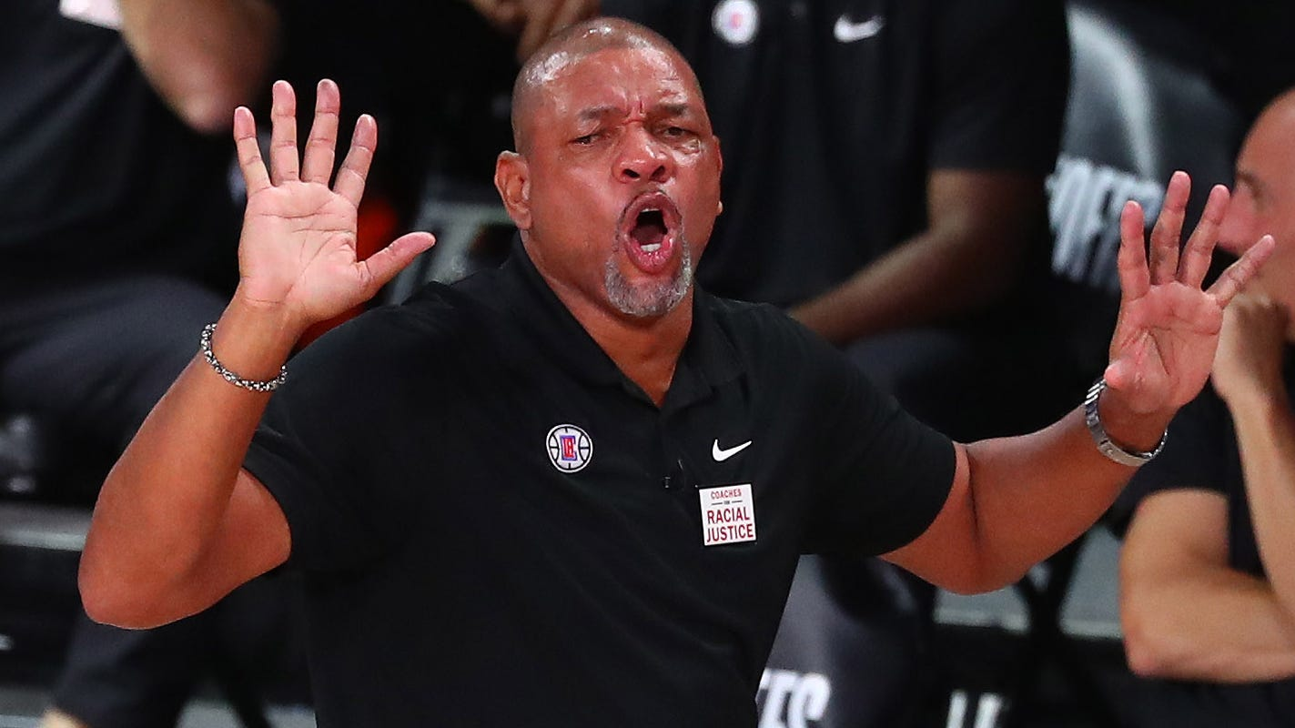 Doc Rivers will take over as new Sixers coach, days after parting ways with Clippers