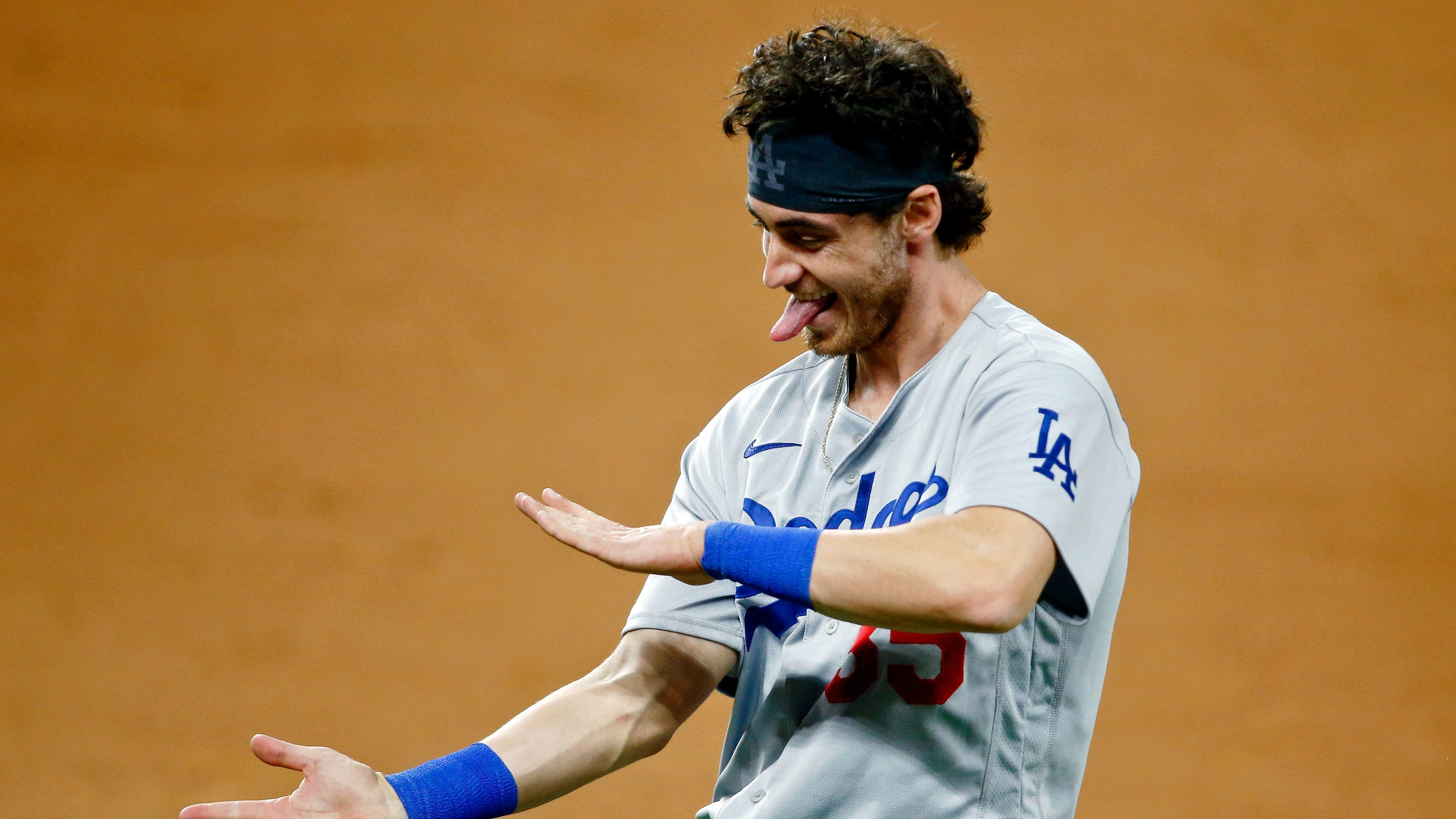 Dodgers sweep Padres and will take on similarly perfect Braves in NLCS