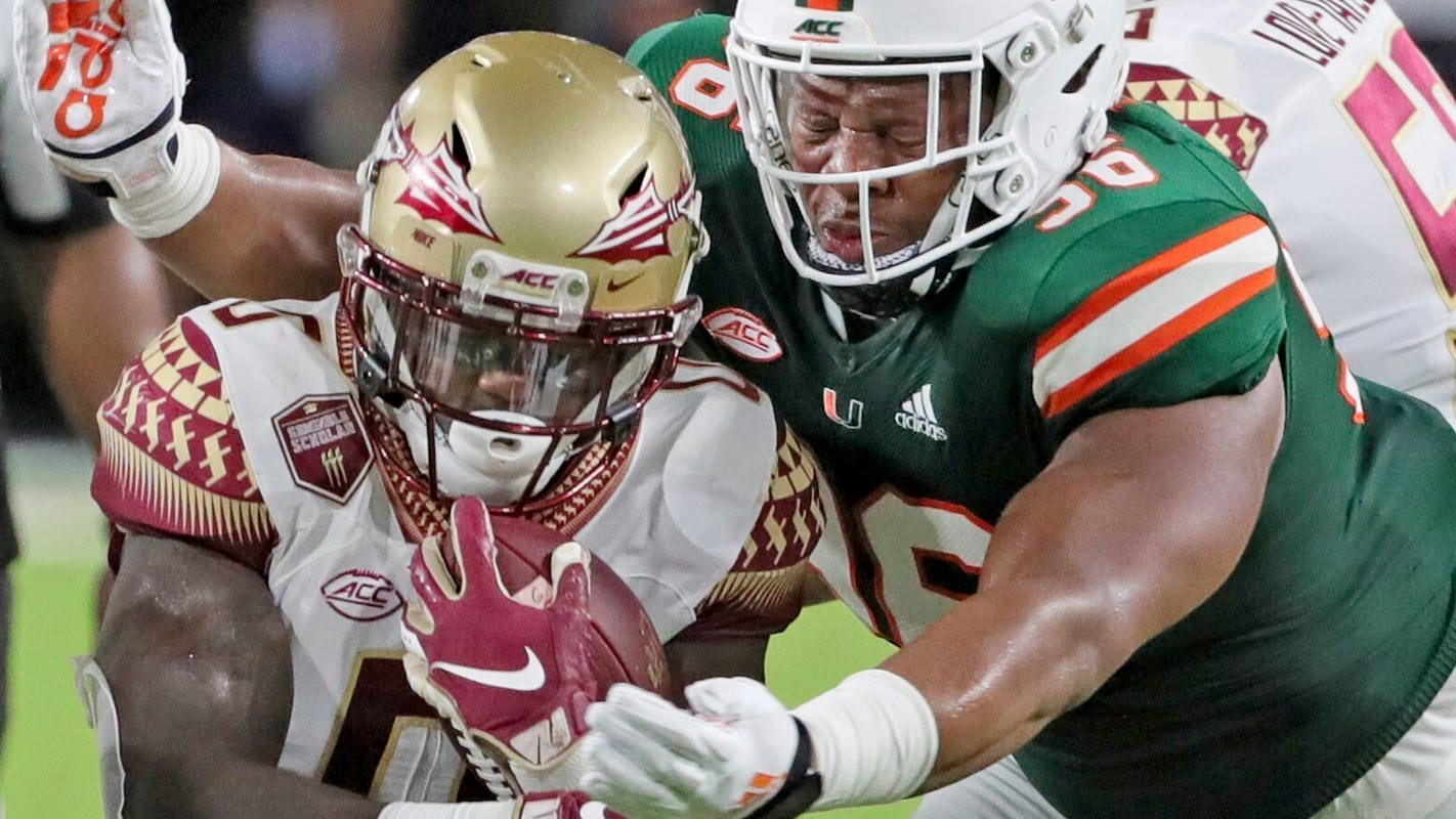 Florida State football searches for identity as Notre Dame game looms