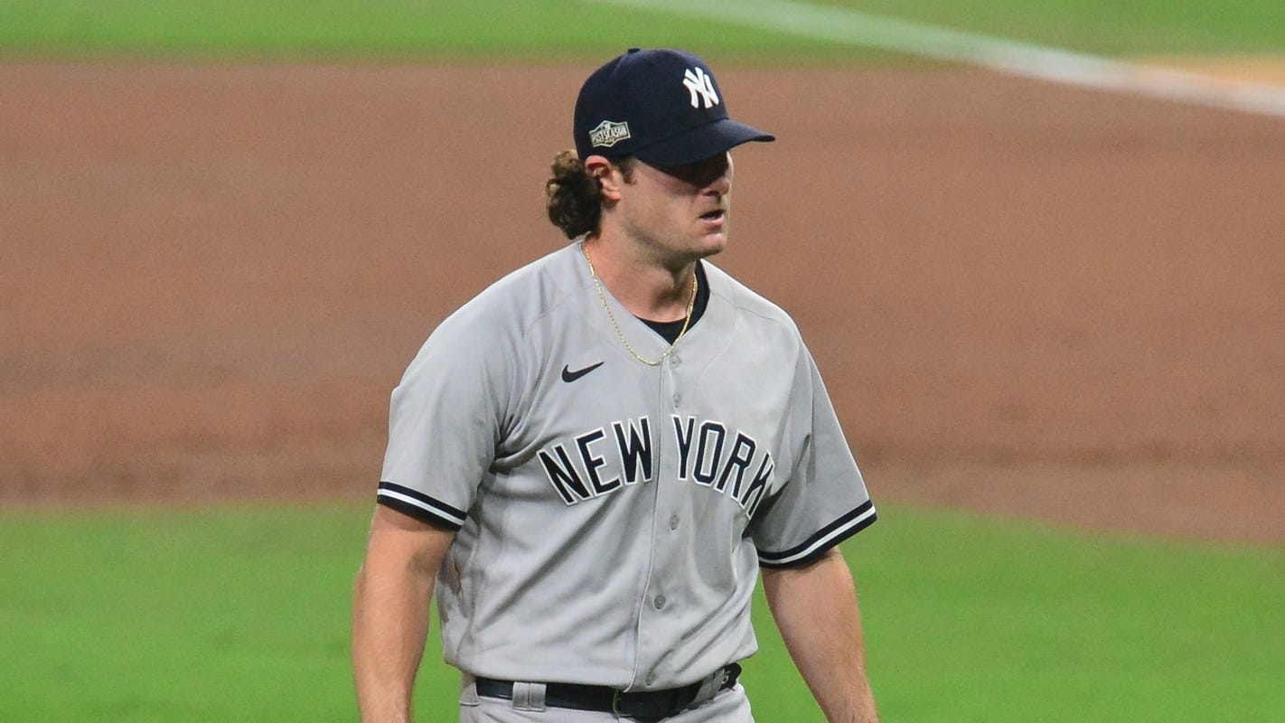Gerrit Cole has Yankees confident for ALDS Game 5 vs. Rays