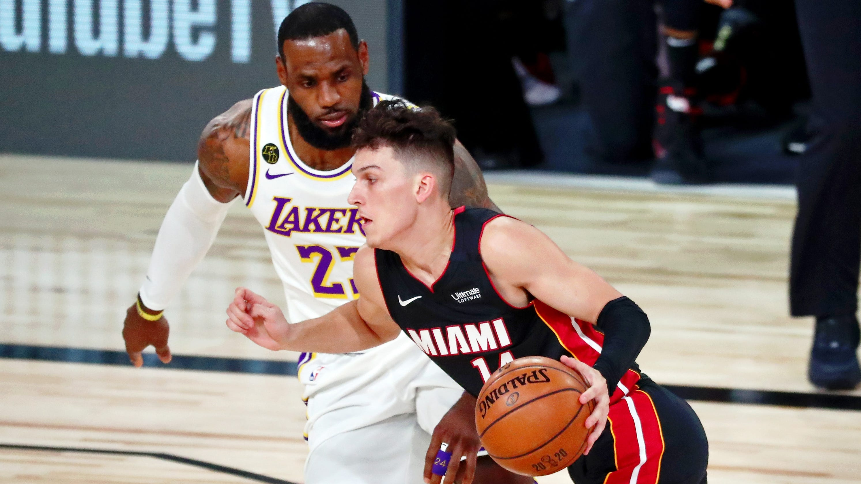 LeBron, Lakers confident they rectify Game 3 loss to Heat