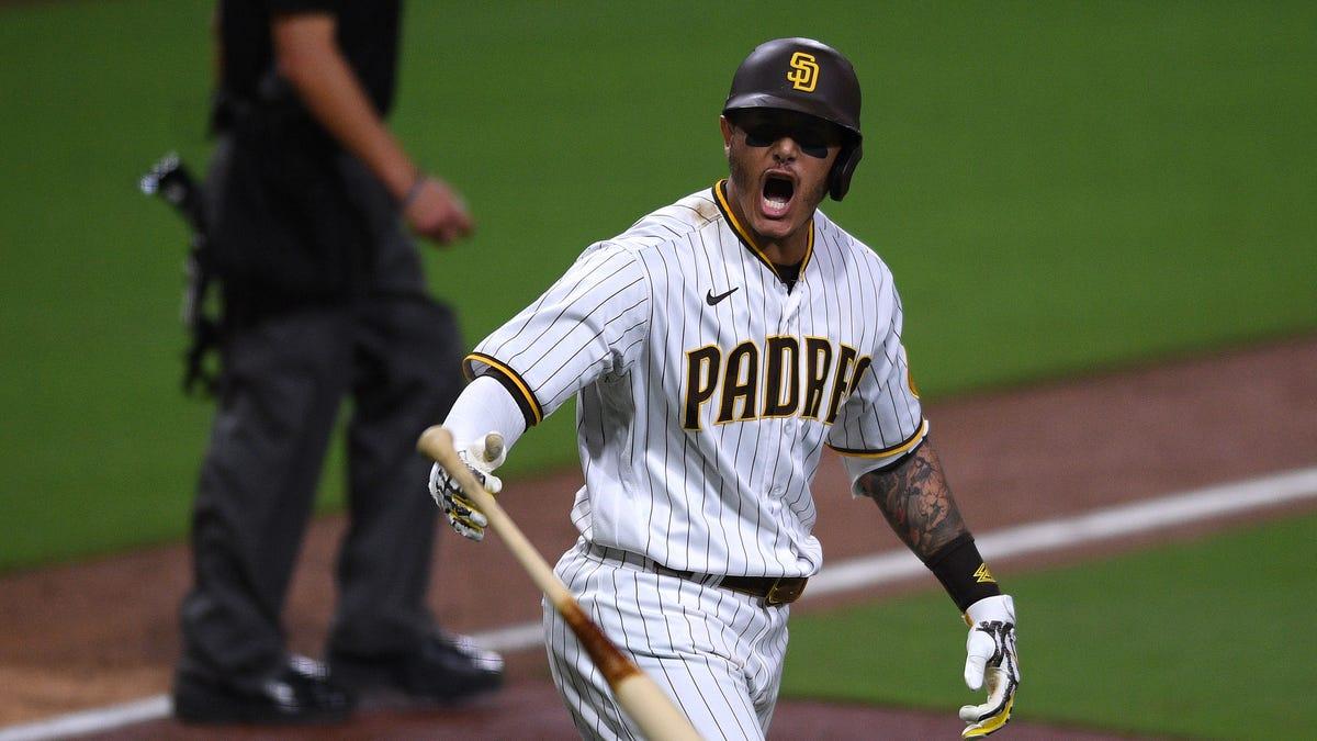 MLB playoffs: Best photos from baseball's wild-card series