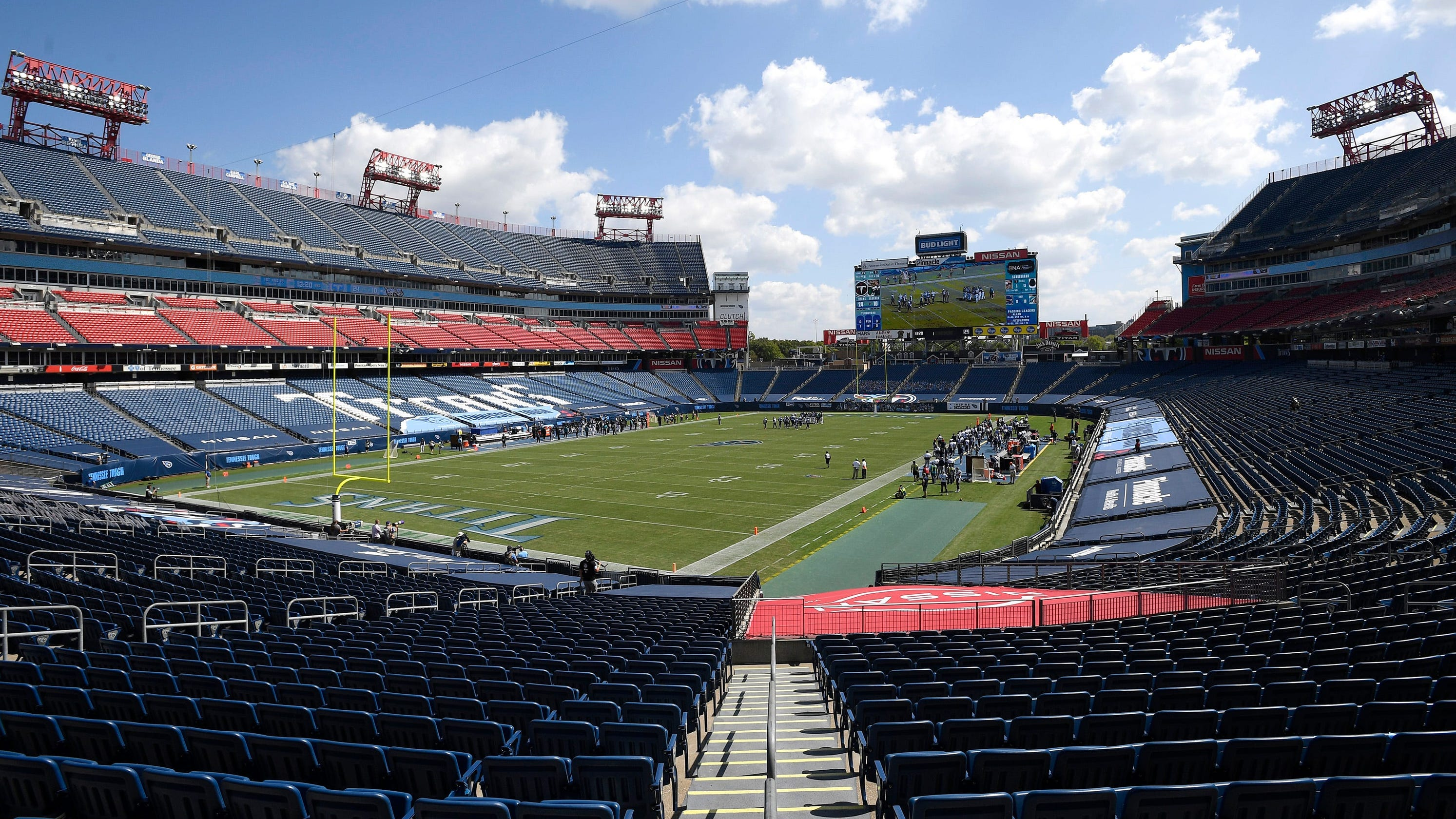 NFL postpones Steelers-Titans game after another Tennessee player tests positive for COVID-19