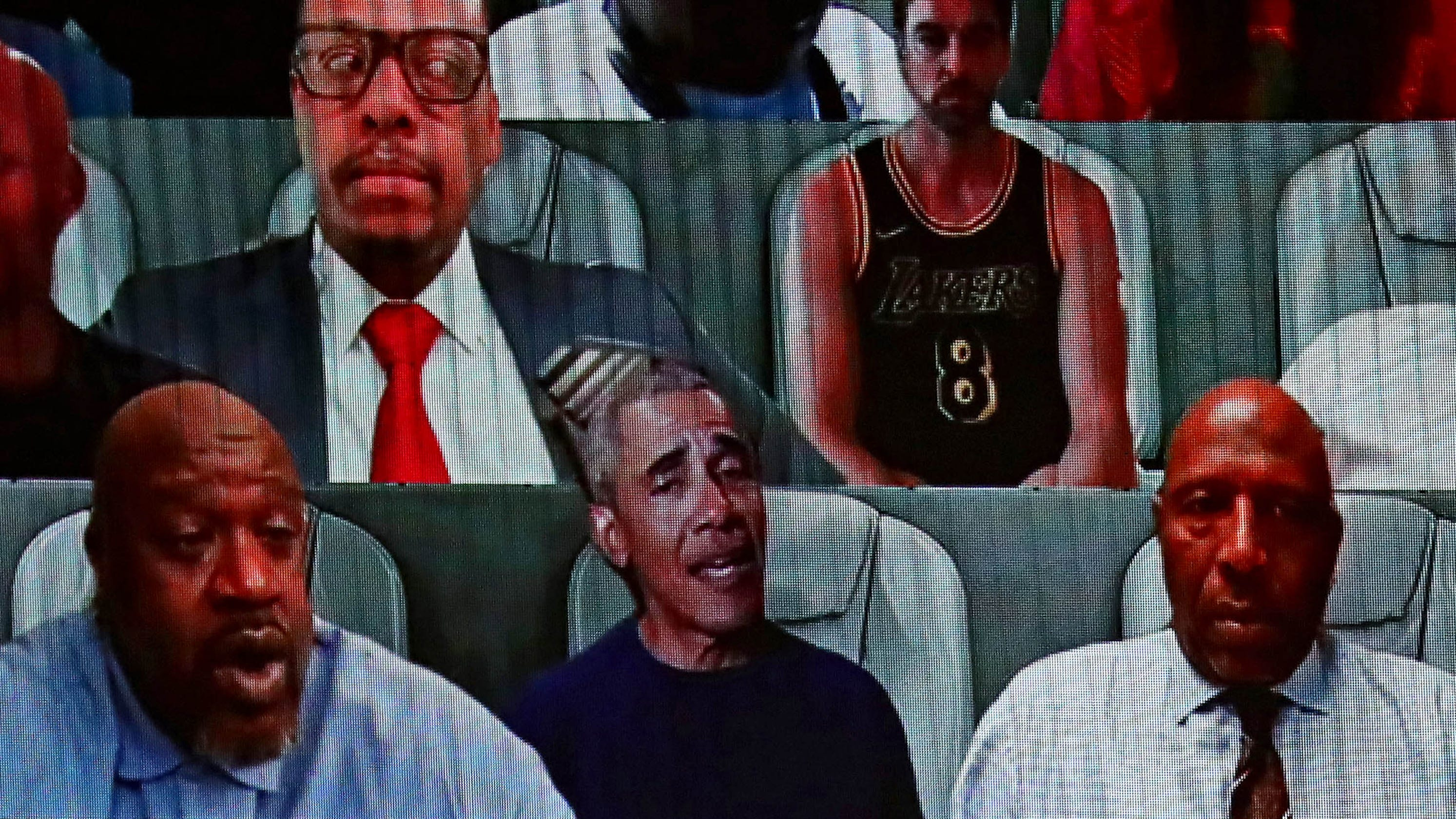 No Obama at Game 2, but Big Sean among virtual fans