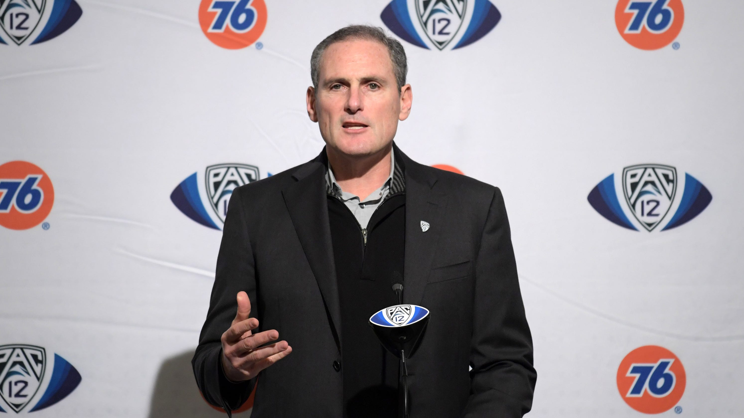 Pac-12 conference's push for expanded College Football Playoff denied