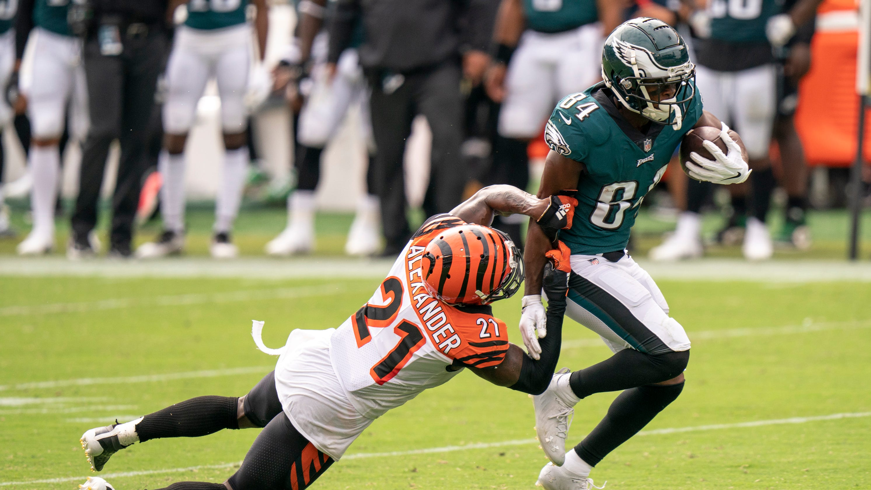 Philadelphia Eagles have only 1 healthy wide receiver in Greg Ward
