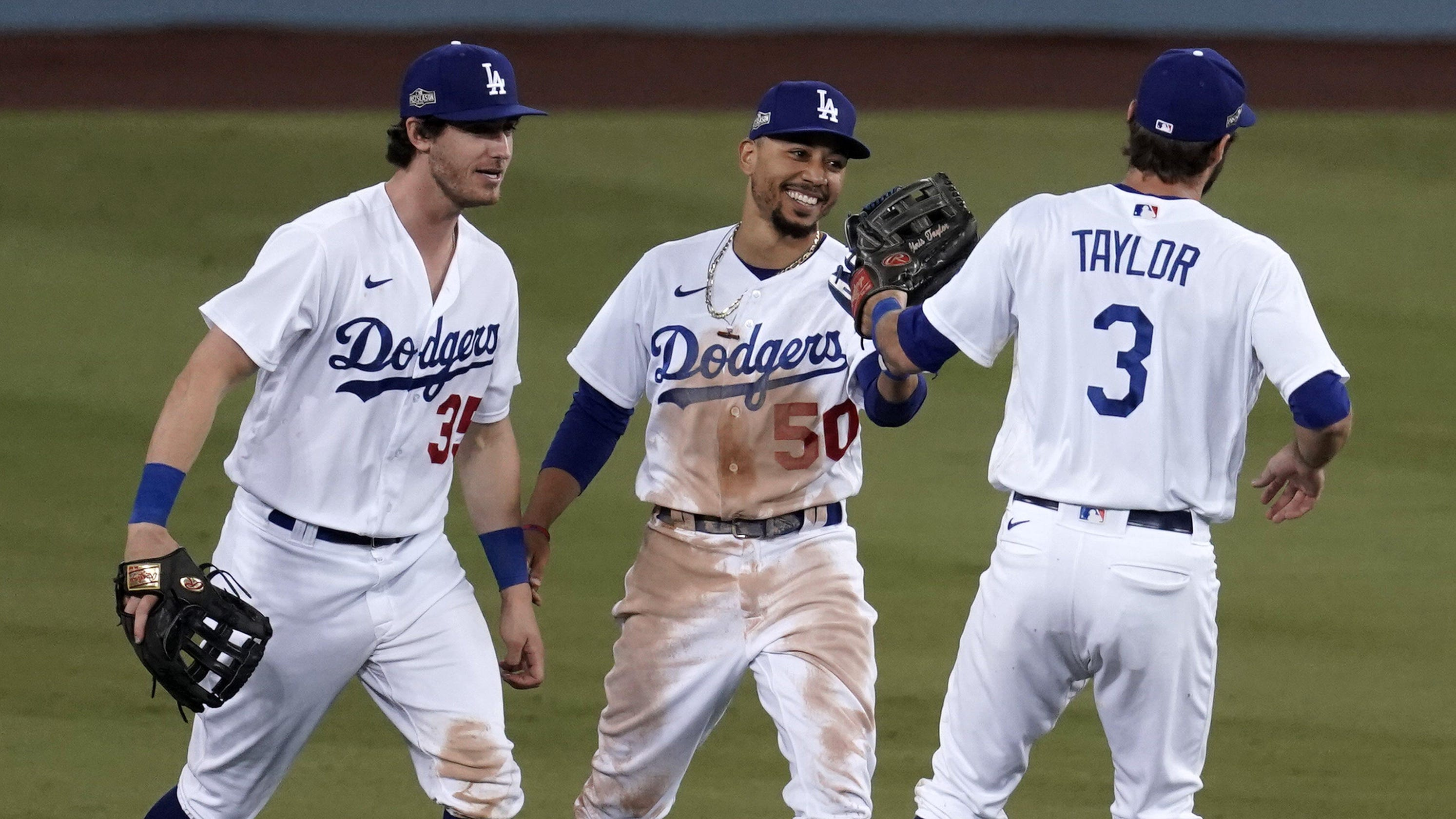 Ranking the World Series contenders 1 to 8