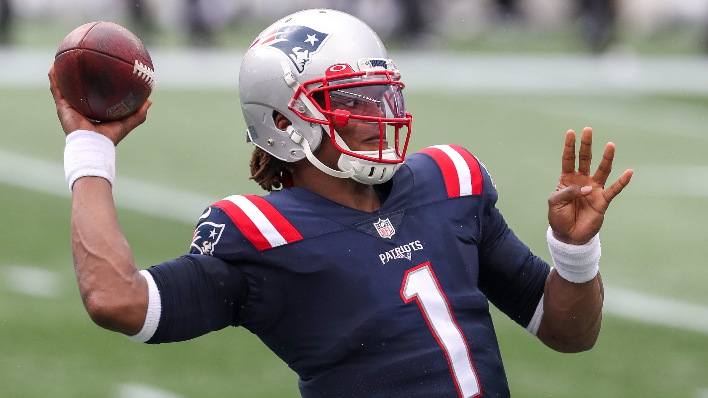 Report: Patriots QB Cam Newton tests positive for COVID-19, placed on reserve list